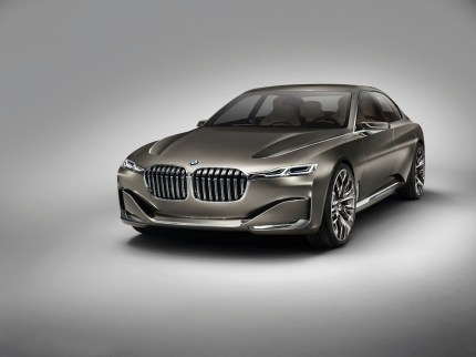 © BMW Group / BMW Vision Future Luxury