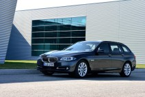 © BMW / BMW 520 d Touring, Sophistograu Brillanteffekt, 135/184 kW/PS