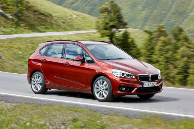 © BMW Group / BMW Group betritt mit BMW 2er Active Tourer Neuland