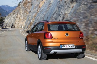 © Volkswagen / Volkswagen Cross Modelle: Ab sofort bestellbar – der neue CrossPolo / Noch attraktiver – der cross up!