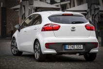 © Kia / Kia Rio - Update in Paris