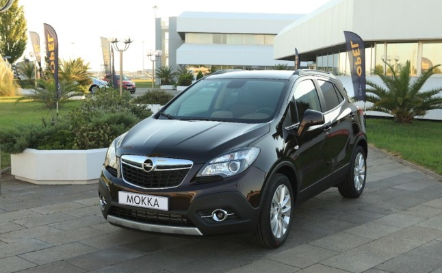 © GM Company / Opel Mokka läuft in Saragossa vom Band