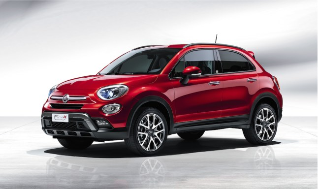 © Fiat Group / Der neue Fiat 500X Opening Edition (10/2014)