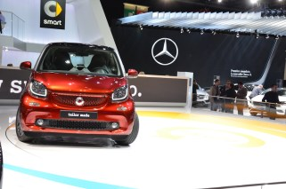 © MotorNews kw_Pariser Automobilsalon 2014 / Smart Tailor Made