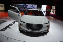 © MotorNews kw_Pariser Automobilsalon 2014 / Concept Car Hyundai Intruda