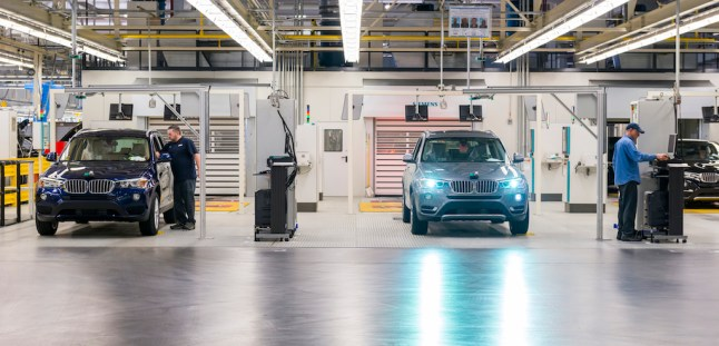 © BMW Group / Industrie 4.0: Nachhaltige Produktion durch intelligentes Energie-Datenmanagement