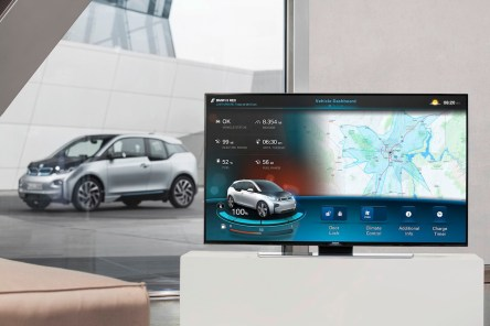 © BMW Group / BMW Innovationen auf der CES 2015 in Las Vegas - BMW i Connected Mobility