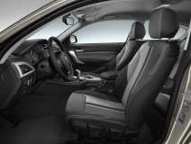 © BMW Group / BMW 1er Reihe, Interieur (01/2015)