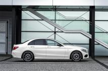 © Daimler / Mercedes-Benz C 450 AMG 4MATIC MY2015