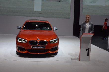 © MotorNews kw / 85. Auto-Salon Genf 2015 / BMW M135i xDrive
