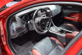 © MotorNews kw / 85. Auto-Salon Genf 2015 / Jaguar XE S