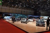 © MotorNews kw / Auto-Salon Genf 2015 / Mercedes-Benz Messestand