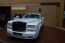 © MotorNews kw / 85. Auto-Salon Genf 2015 / Rolls Royce Messestand