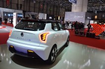 © MotorNews kw / 85. Auto-Salon Genf 2015 / SSangYong Tivoli EVR Concept