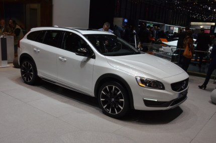 © MotorNews kw / 85. Auto-Salon Genf 2015 / Volvo V60 Cross Country