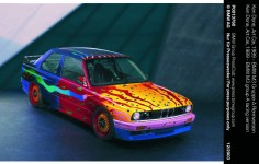 © BMW AG / Ken Done, Art Car, 1989 - BMW M3 Gruppe A Rennversion (12/2003)
