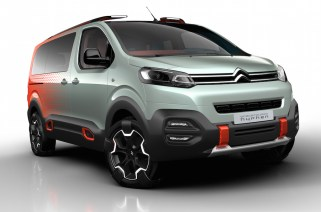 © Citroen / Citroen Concept Car SpaceTourer Hyphen