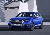© Audi / Der Audi SQ7 TDI - die Innovationsoffensive / Colour: Sepang Blue