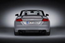 © Audi / Audi TT RS Roadster / Colour: Nardo Grey