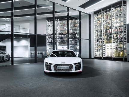 "© Audi AG / Sonderedition des Audi R8 Coupé V10 plus: ""selection 24h"""