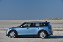 © BMW Group / Der neue MINI Clubman ALL4 / MINI Cooper SD Clubman ALL4