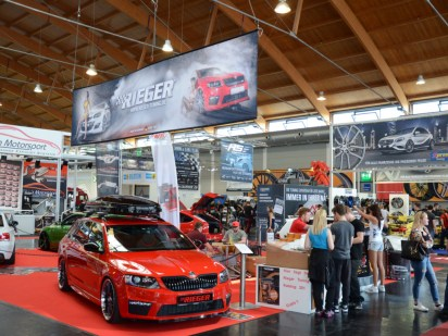 © MotorNews kw / Tuningworld Bodensee 2016 / Rieger