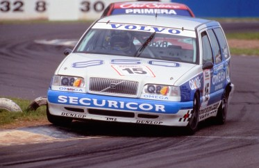 © Volvo Car Corporation / 25 Jahre Volvo 850 / Volvo 850 Racing BTCC - 1994