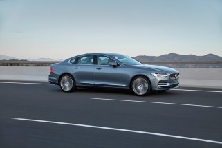 © Volvo Car Corporation / Der neue Volvo S90