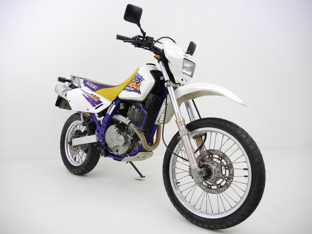 Suzuki DR650 RSE