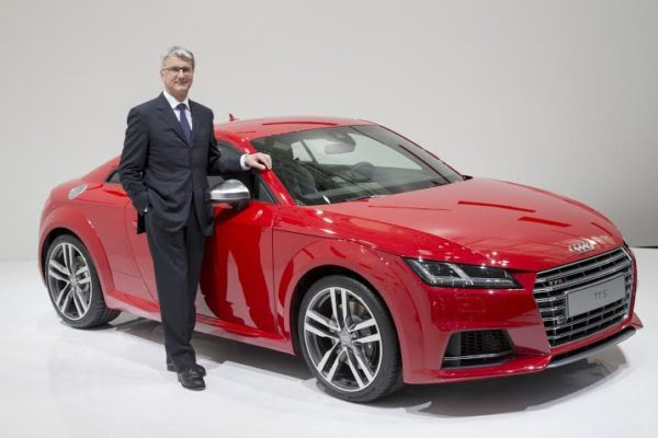 Audi CEO Rupert Stadler Taken Into Custody In Diesel-Cheating Probe