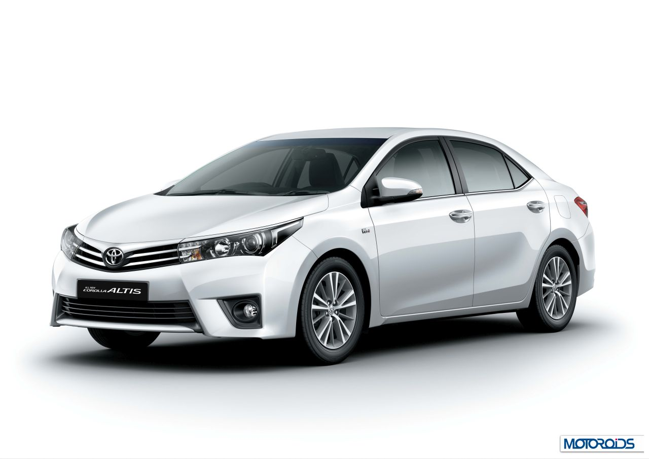 new corolla altis on road price grand avanza type e 2014 toyota launched inr 11 99 to