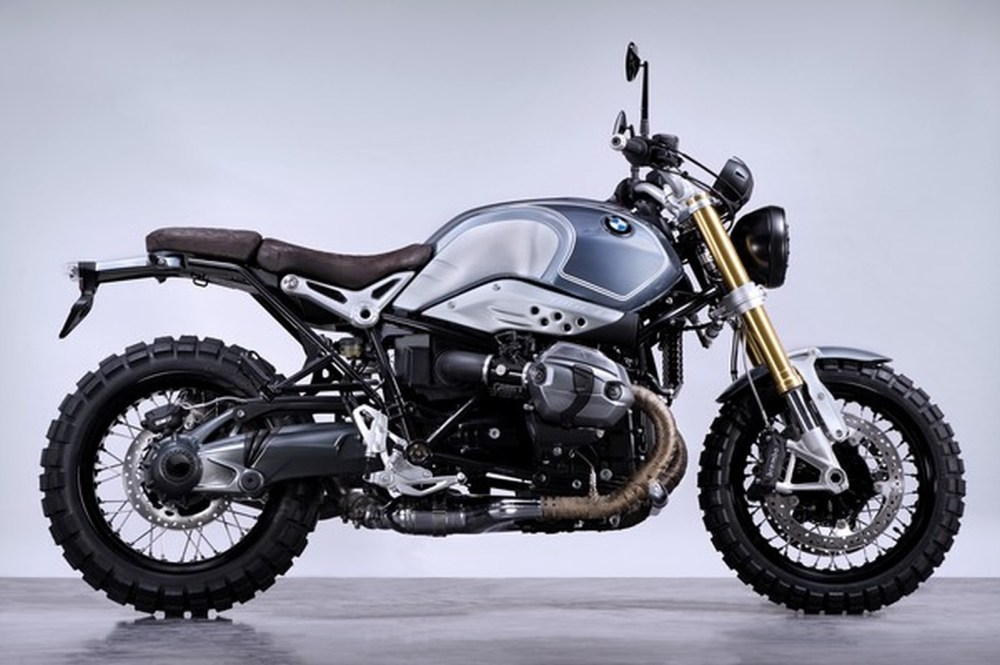 medium resolution of bmw r nine t video is this the bmw r ninet scrambler expected