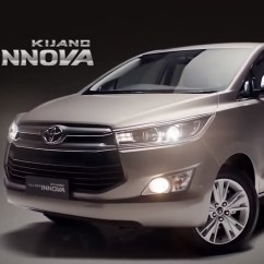 All New Kijang Innova Diesel Youtube 2016 Auto Expo Toyota To Showcase
