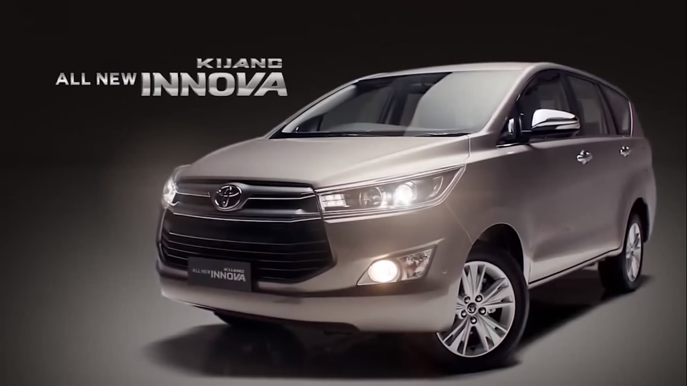 all new innova venturer 2017 kijang 2.4 q a/t diesel 2016 auto expo toyota to showcase