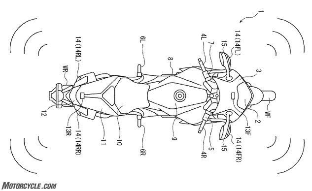 Honda to introduce blind spot monitor system for