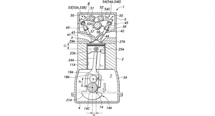 Honda has patented revolutionary Variable Displacement