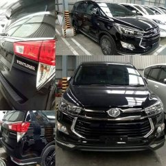 All New Innova Venturer Kijang 2.4 V A/t Diesel Toyota Crysta Launched In Indonesia At Idr 386 3 2