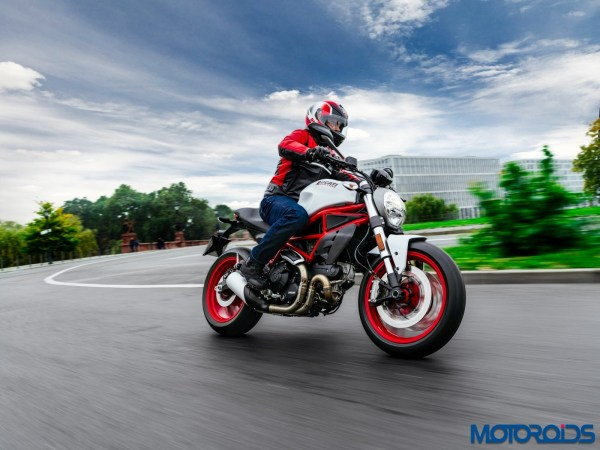 New Ducati Monster 797 – Stock Photographs (2)