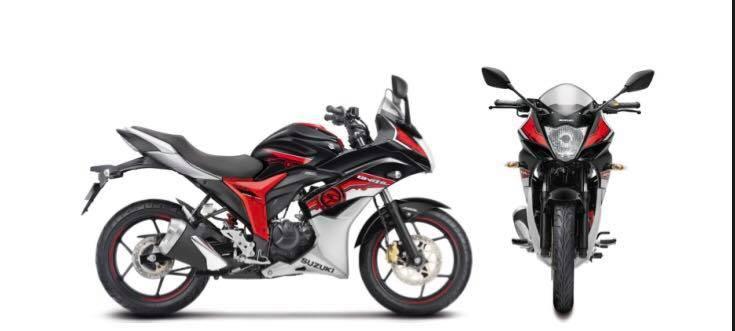 [Updated] Suzuki Gixxer SF ABS Coming Soon, Brochure