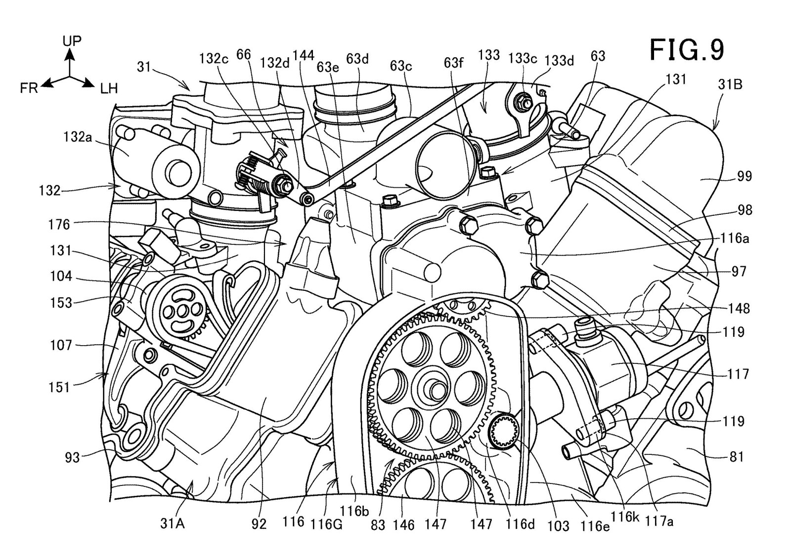 Leaked Patents Reveal Honda S Supercharged V Twin Engine With Direct Injection
