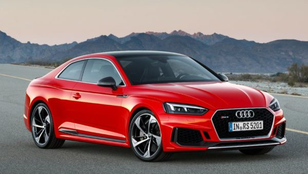 Audi RS5 Coupe launched for Rs 1.1 crore