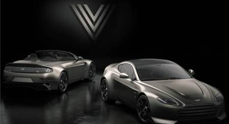 Aston Martin V12 Vantage V600 Unveiled, Limited To Just 14 Units Worldwide