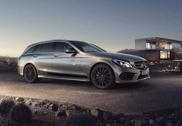 Check Out The New Mercedes Benz C Class Nightfall Edition