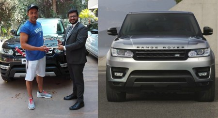 Actor Bobby Deol Buys A Range Rover Sport Worth INR 1.20 Crore