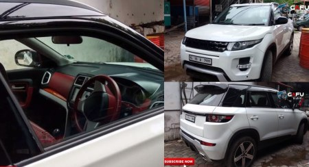 Maruti Suzuki Vitara Brezza To Range Rover Evoque Conversion Looks Neat; But Should You Get One?