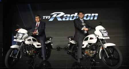 New TVS Radeon Launched In India: Price, Walkaround Video And First Impressions