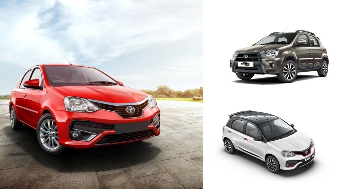Toyota Etios Family Now Has over 4 Lakh Happy Customers in India