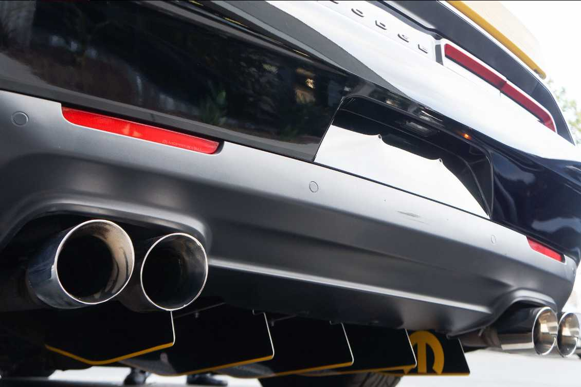 best exhaust systems for dodge