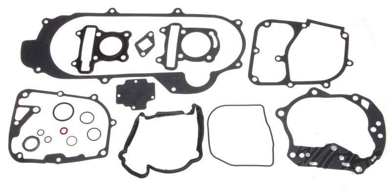 tömítés szett bővített 4T 139QMB KINROAD XT50QT-2 Peugeot