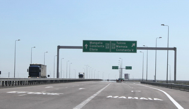 Bucuresti – Cernavoda – Mamaia